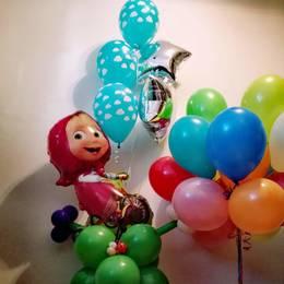 Balony na hel Warszawa dostawa